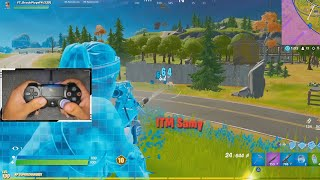 Controller Solo Cash Cup Win with Strikepack (Handcam) 🥵️