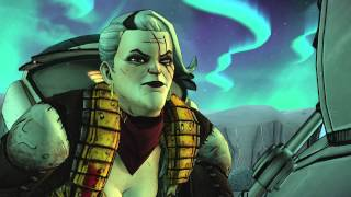 Tales from the Borderlands Ep 4 Escape Plan Bravo - Vallory Interrogates Gortys & Stabs Sasha