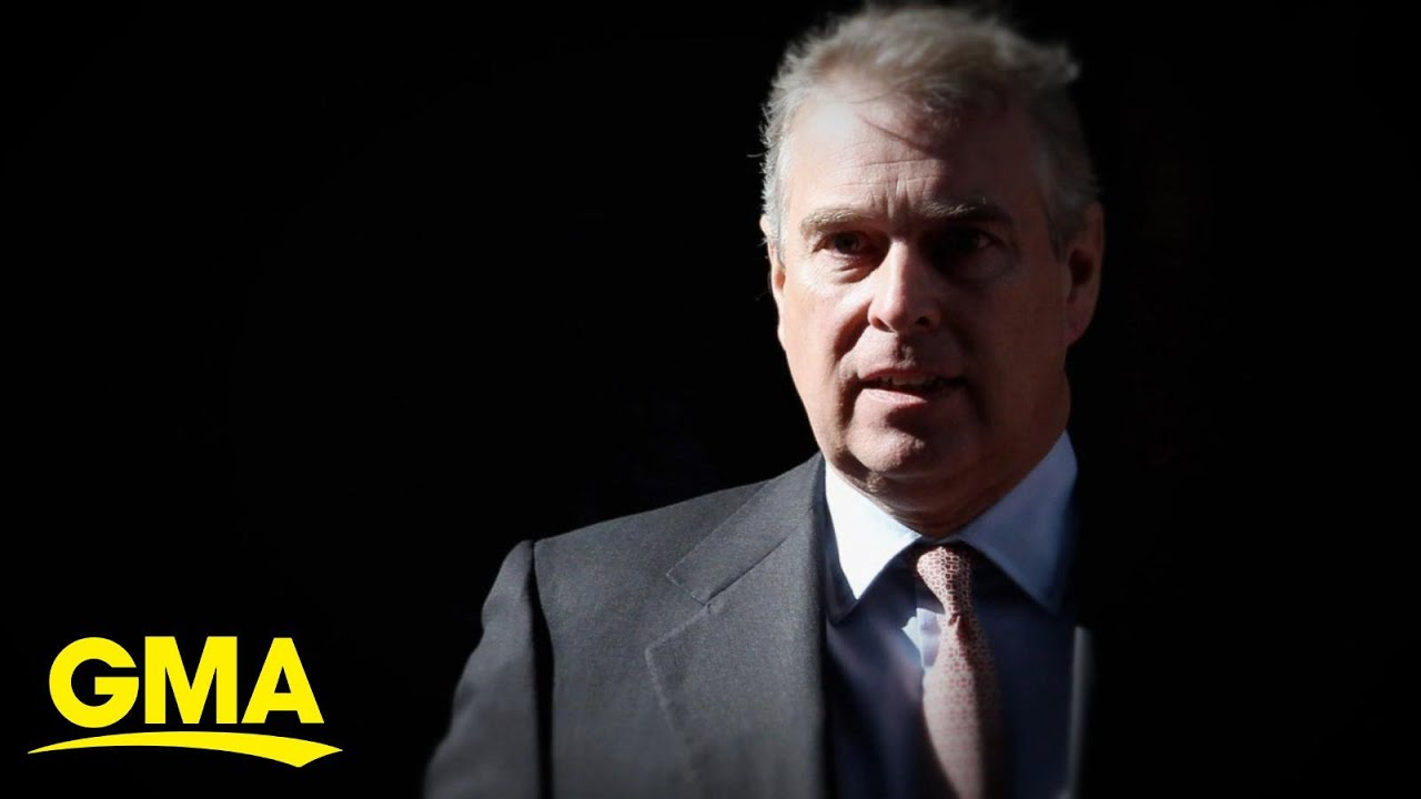 Sexual assault lawsuit against Prince Andrew passes 1st stage | GMA