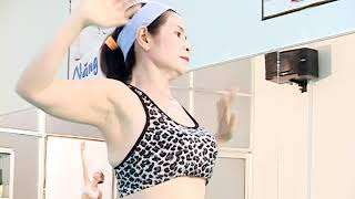 THỂ DỤC THẨM MỸ BÀI 5 AEROBIC DANCE Workout Music Video - Bipasha Basu Break free Full Routine
