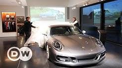 Im Blick: Porsche Manufaktur auf Sylt | DW Deutsch