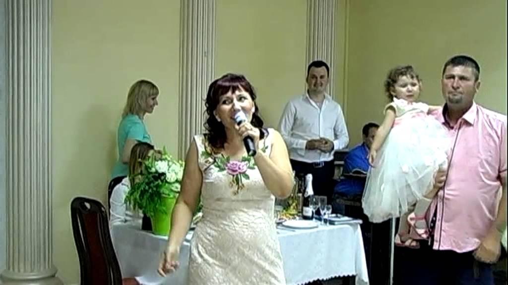 Видео поздравление матери на свадьбе дочери
