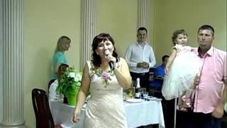 Поздравление на свадьбе дочери от мамы