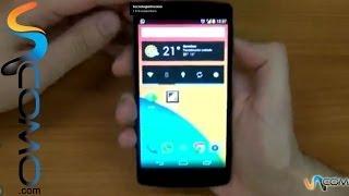 Hacer captura de pantalla con el Nexus 5 de Google