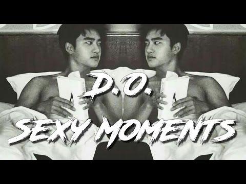 D.O. (EXO) SEXY MOMENTS
