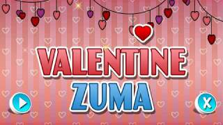 Valentine Zuma [Touchscreen Java Games]