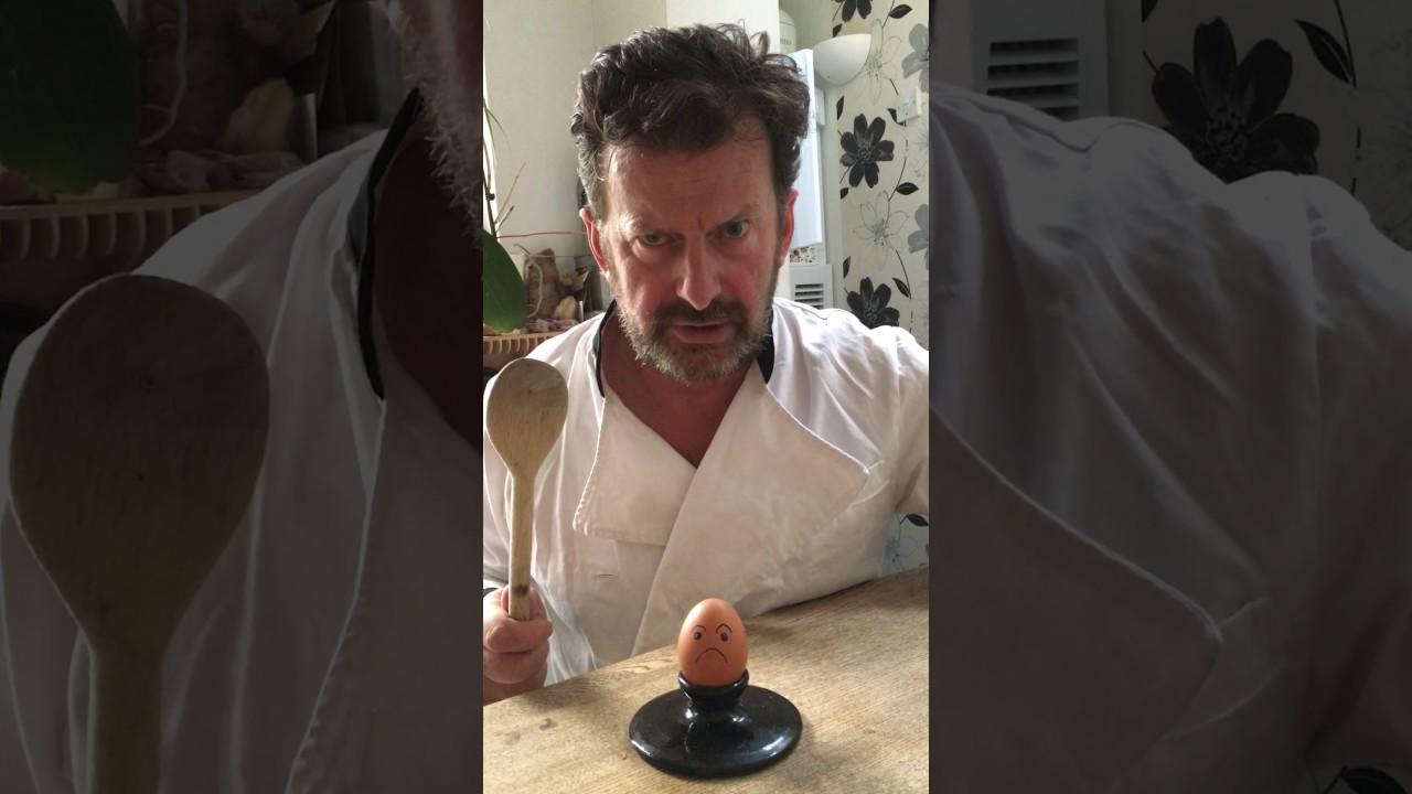 Maestro beats egg