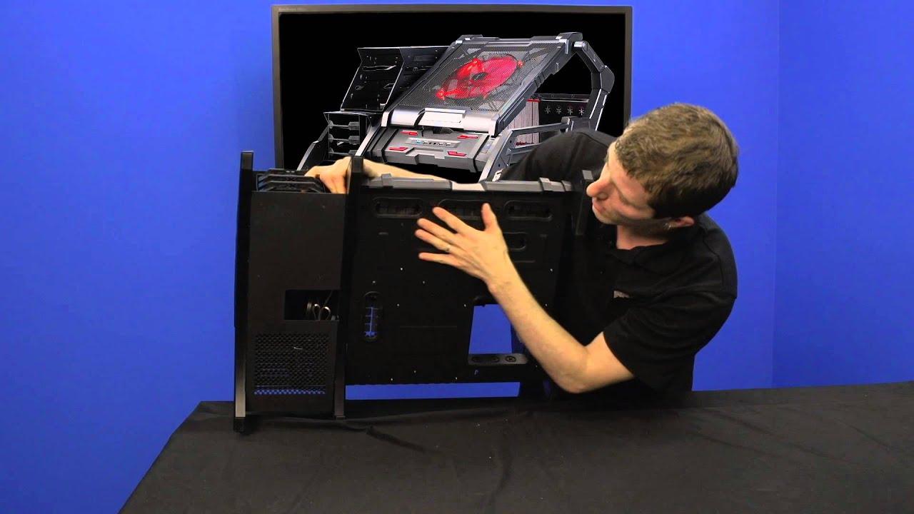 Aerocool Strike X Air Open Bench Case Youtube