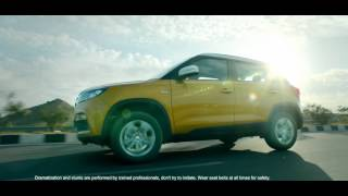 Maruti Suzuki Vitara Brezza - Play Glamorous (TV ad)(The all new Compact SUV from Maruti Suzuki - The Vitara Brezza! Nothing could be more agreeable than the fact that the 'S' in SUV stands for sport. Have you ..., 2016-03-25T06:51:18.000Z)