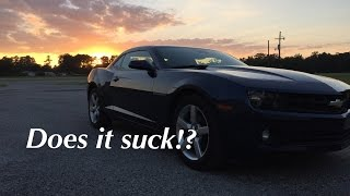 5th Gen Camaro 184,000miles later! How Has it Held Up?