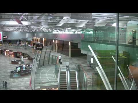 SINGAPORE CHANGI AIRPORT TERMINAL 3 (((HD)))