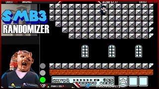 Super Mario Bros.3 Randomizer first solo run