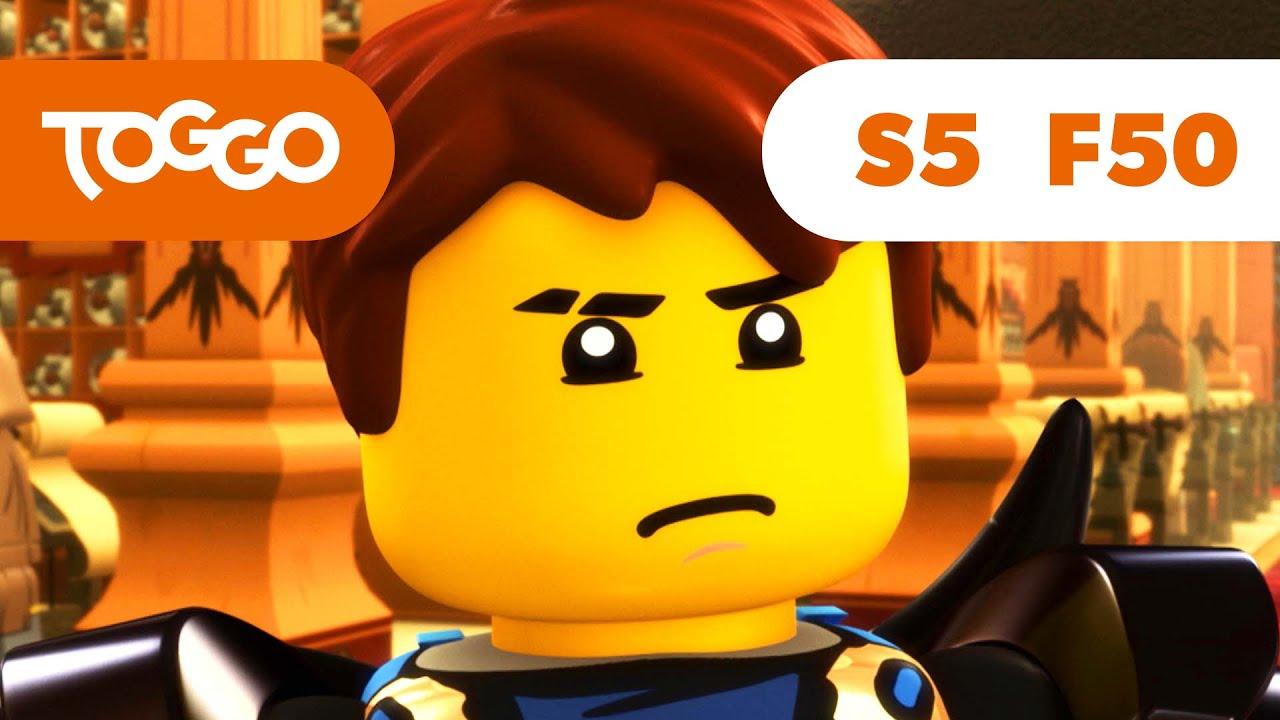 Download NINJAGO Deutsch   Das Schwert der Prophezeiung   S5 E50   LEGO   Ganze Folge   TOGGO Serien