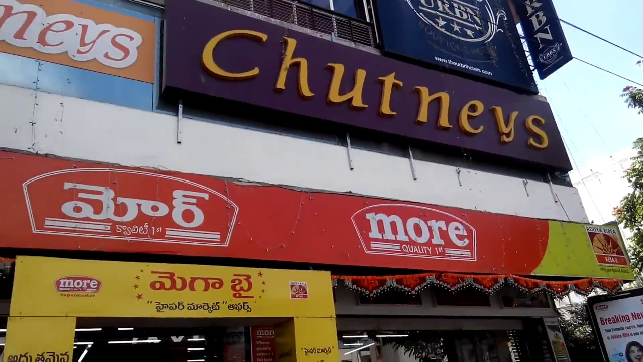 Chutneys in jubilee Hills, Hyderabad 360° View Live Video ...