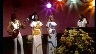 ABBA - SOS + So Long + Alley Cat (Danish TV) ((STEREO))