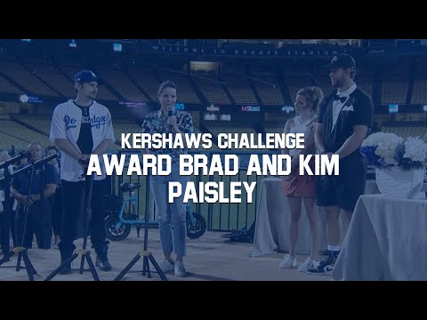 Dodgers Dustin May Receives Special Gift from Brad Paisley
