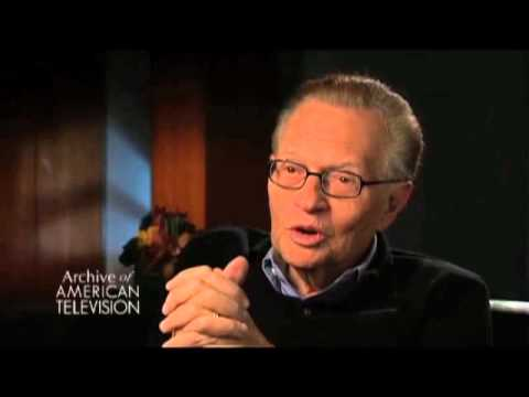 Larry King on how he booked Frank Sinatra as a guest - EMMYTVLEGENDS.ORG