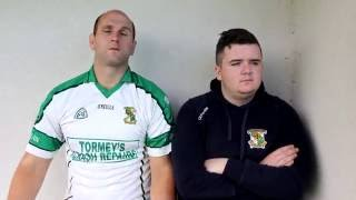 GAA Player who never gets his game Rory's Stories and GAAGO