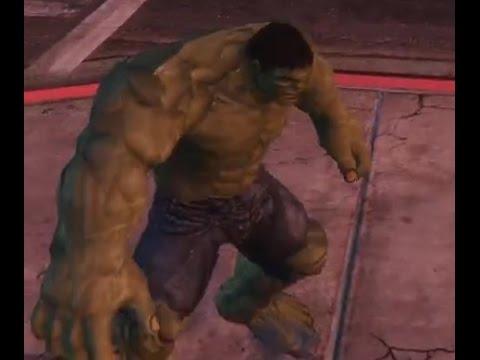 The Hulk smashing Aliens [4K]
