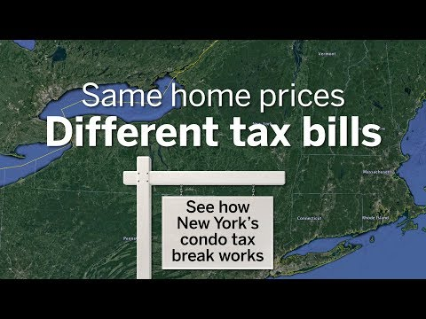 Big condo tax breaks in NY state: See how much they save