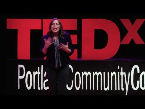 What to do if your brain is whacked-out | Lisa Jean Féinics | TEDxPortlandCommunityCollegeRockCreek