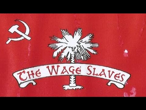 The Wage Slaves on Columbia Free Radio July 2014