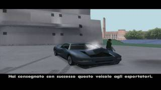 GTA San Andreas - Import/Export ( List 1 ) - # 8  Infernus  ( PC )