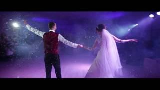Световое оформление свадьбы Алексея и Людмилы 11.11.2016