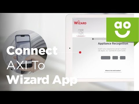 How To Connect AXI To The Hoover Wizard App | ao.com