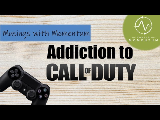 Young Adults Addicted to Call of Duty