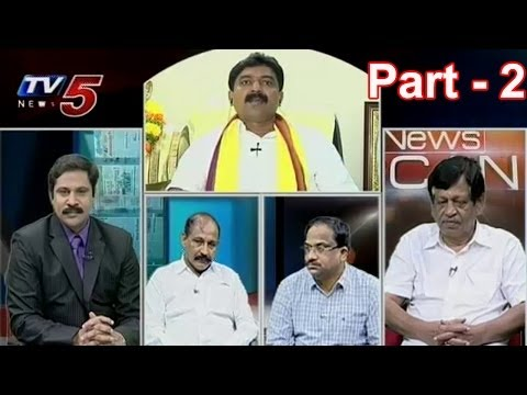 Will New Disputes Raise b\w AP & TG ? | News Scan Debate | Part  2 : TV5 News