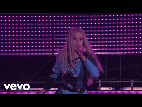 Iggy Azalea - Fancy (Vevo Certified SuperFanFest)