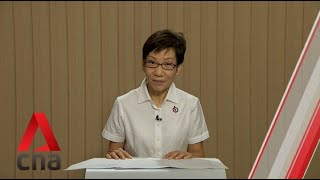 Ge2020: Pap Candidate For Yuhua Smc Speaks In Constituency Political Broadcast, Jul 8