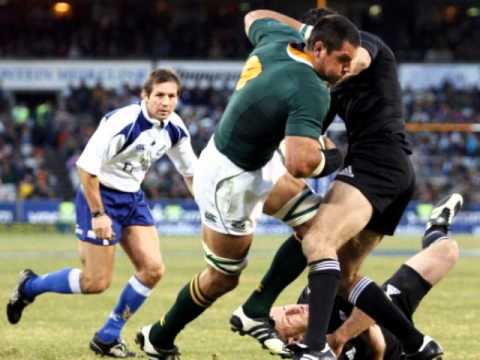 Springbok Rug Theme Song Afrikaans