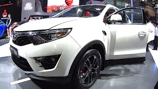This is the 2016, 2017 SouEast DX7 Bolang SUV for China SouEast DX7 2016, 2017 model