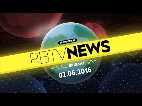 EM, RBTV Lovesong, Overwatch Bannwelle, Watchdogs 2, Pokémon Trailer | News vom 02.06.2016