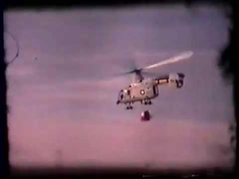 USAF Thunderbird crash Holloman AFB march 1973