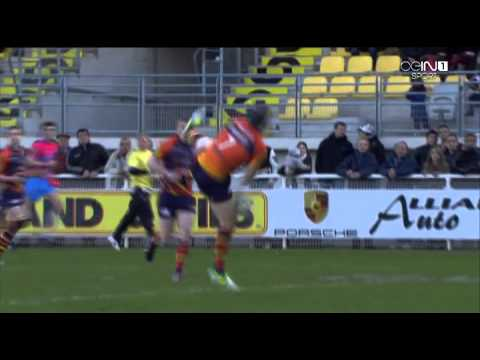 Rugby League 2013 Super League, Catalans Dragons vs Widnes (1st Half)