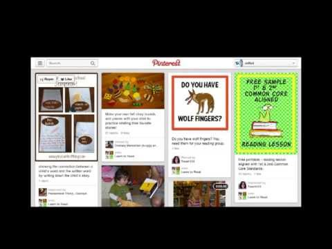 Pinterest - How to use it for educational purposes