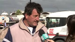 Problemas de suministro de combustible por paro en la planta de La Tablada