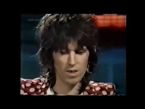 Keith Richards -  Complete TV interview 1974 (Old Grey Whistle Test)