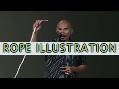 One of the best sermon I've ever heard - Rope Illustration - Francis Chan