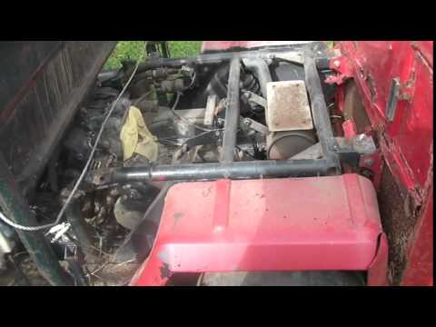 6_5_15, Kawasaki Mule, 2WD, KAF450 by request - YouTube on