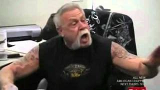 Paul Teutel Jr gets fired form Orange County Choppers
