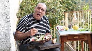 Карпаччо из говядины от Дженнаро Контальдо