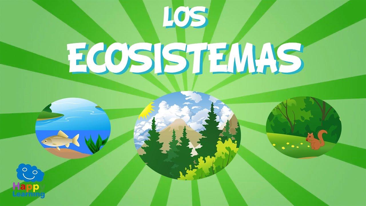 Ecosistemas Vídeos Educativos Para Niños