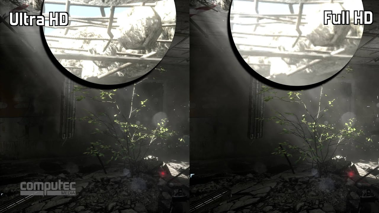 Battlefield 4  Pc  Ultra Hd Vs Full Hd Im Grafikvergleich - Youtube-2587