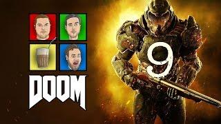 b f g τα παίζουμε με doom 9