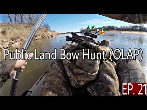 Oklahoma Public Land Bow Hunt |Deer Hunting 2018|