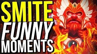 FAFNIR'S PVE WONDERLAND! (Smite Funny Moments)